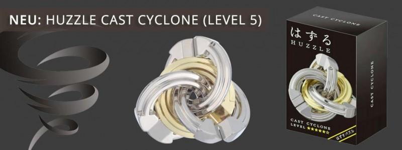 Huzzle Cast Cyclone