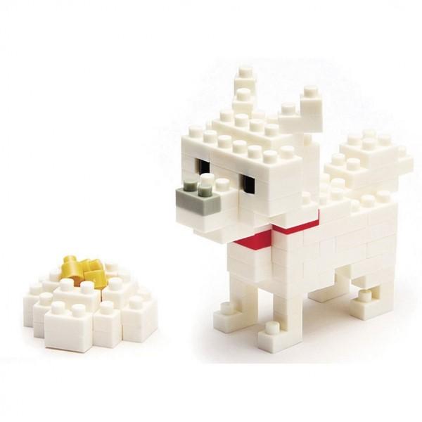 Nanoblock: Hokkaido Dog