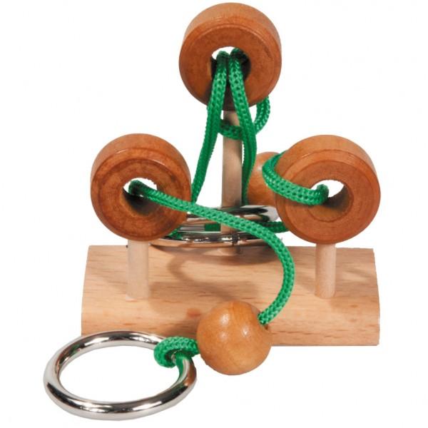 """Lös den Ring """"Mini Loops"""""""