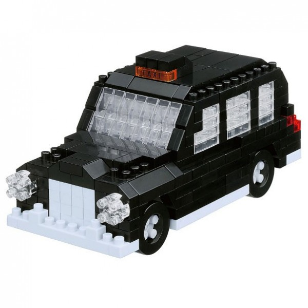 Nanoblock: Taxi of London