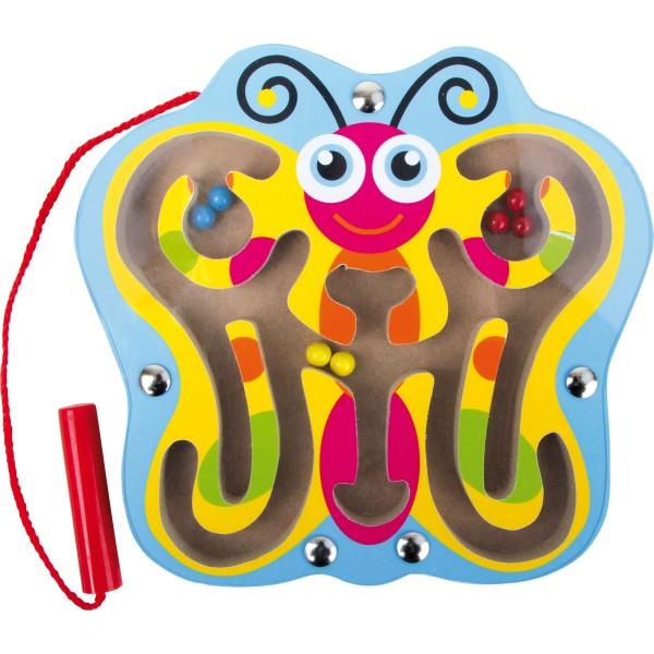 Kugellabyrinth Schmetterling