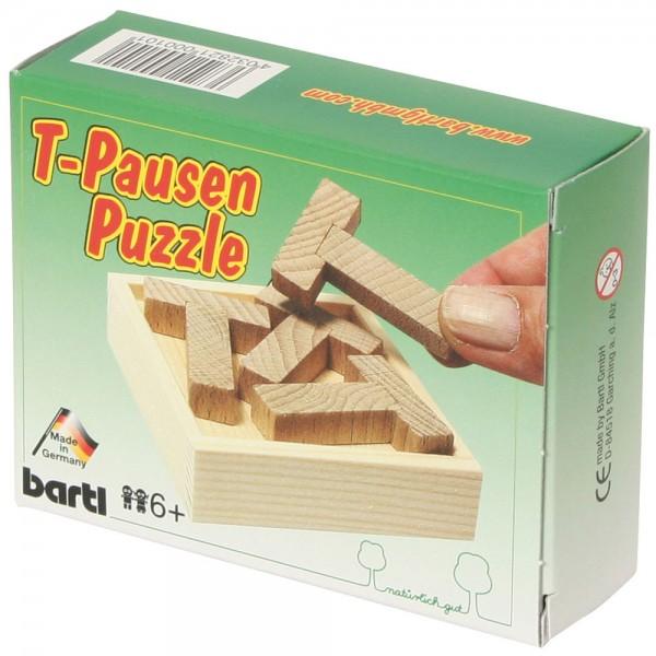 T-Pausen-Puzzle