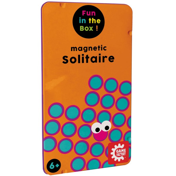 Magnetic Travel Game Solitaire