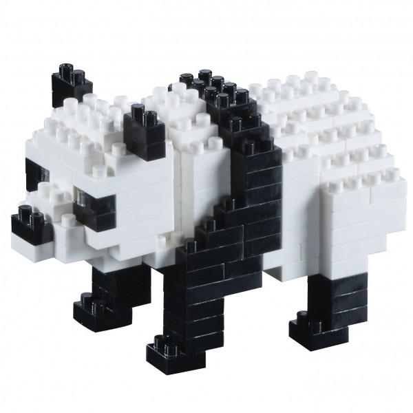 Brixies Panda Bär (stehend)