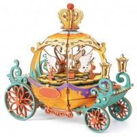 Rolife: Pumpkin Carriage