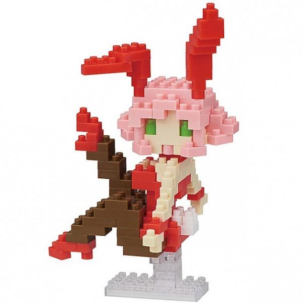 Nanoblock: Bunny girl