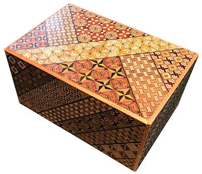 Himitsu Bako Japanische Trickboxen