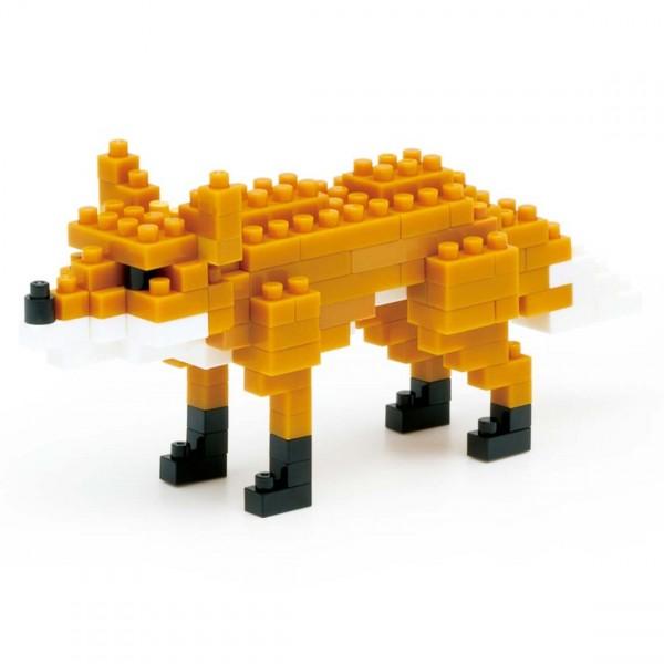 Nanoblock: Fuchs