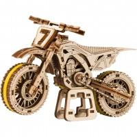 Wooden City: Moto Cross