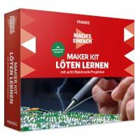 Franzis: MakerKit Löten lernen