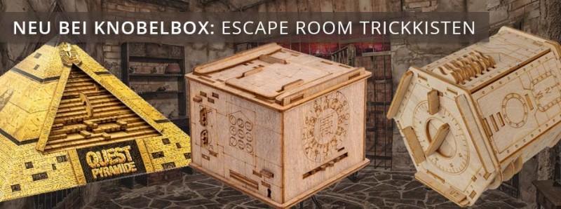 Escape Welt Trickkisten